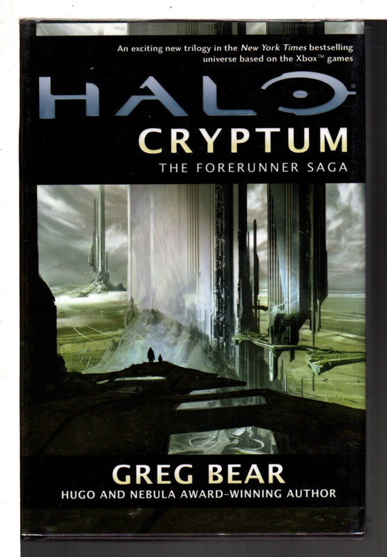 HALO CRYPTUM: Book One of the Forerunner Saga