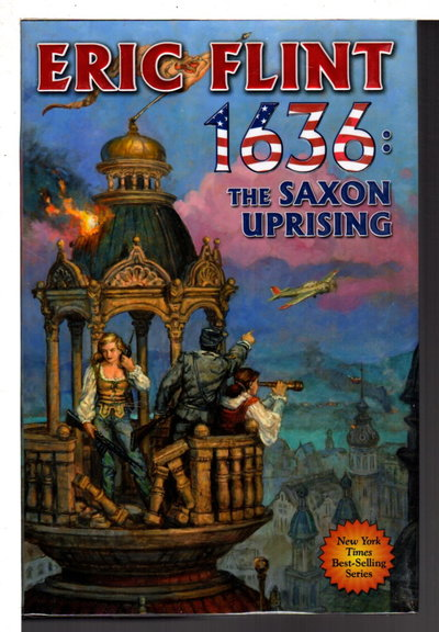 1636: THE SAXON UPRISING. by Flint, Eric.