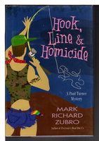 HOOK, LINE AND HOMICIDE. by Zubro, Mark Richard