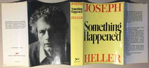 Another image of SOMETHING HAPPENED. by Heller, Joseph.