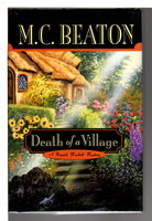 DEATH OF A VILLAGE. by Beaton, M. C. (pseudonym of Marion Chesney)