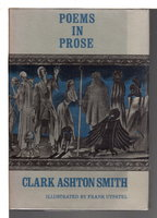 POEMS IN PROSE. by [Science Fiction, and Fantasy] Smith, Clark Ashton.