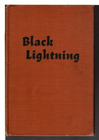 BLACK LIGHTNING: The Story of a Leopard. by Clark, Denis (1927-1951?)