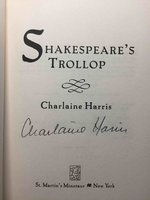 SHAKESPEARE'S TROLLOP. by Harris, Charlaine.