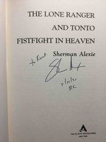 THE LONE RANGER AND TONTO FISTFIGHT IN HEAVEN. by Alexie, Sherman.