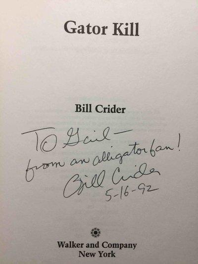 GATOR KILL. by Crider, Bill.