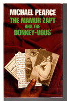MAMUR ZAPT AND THE DONKEY-VOUS. by Pearce, Michael.