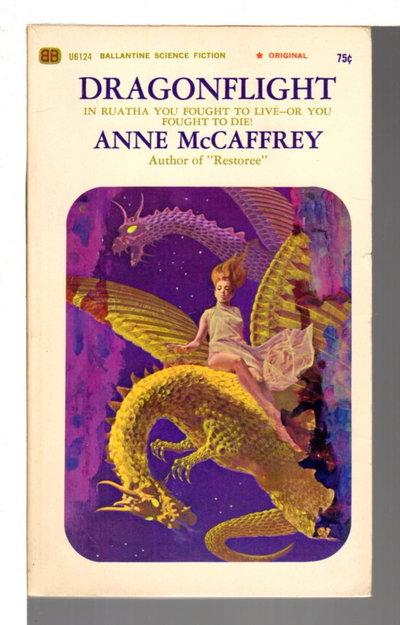 DRAGONFLIGHT by McCaffrey, Anne