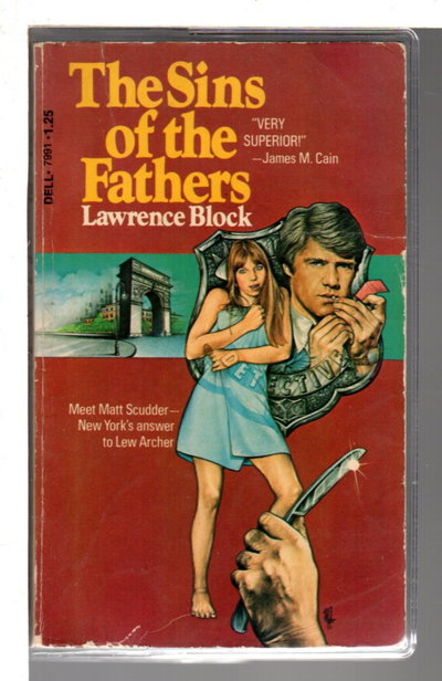 THE SINS OF THE FATHERS. by Block, Lawrence.