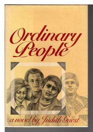 ORDINARY PEOPLE. by Guest, Judith.