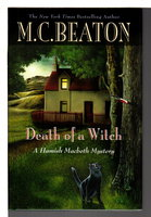 DEATH OF A WITCH. by Beaton, M. C. (pseudonym of Marion Chesney)