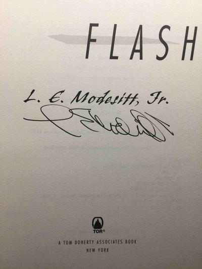 FLASH. by Modesitt, L. E.  Jr.
