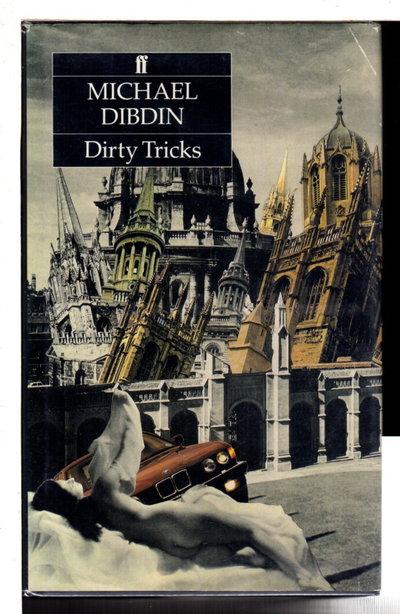 DIRTY TRICKS. by Dibdin, Michael.