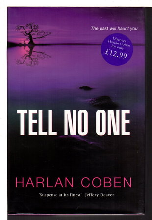 TELL NO ONE. by Coben, Harlan.