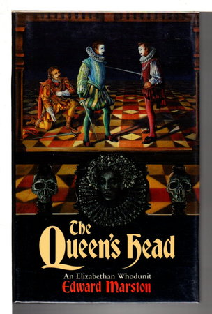 THE QUEEN'S HEAD. by Marston, Edward (pseudonym of Keith Miles)