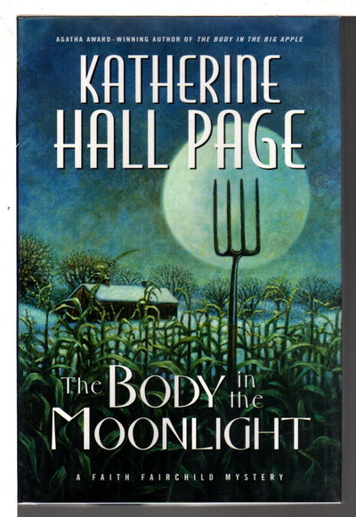 THE BODY IN THE MOONLIGHT. by Page, Katherine Hall.