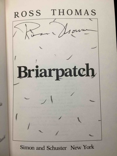 BRIARPATCH. by Thomas, Ross.