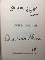 GRAVE SIGHT. by Harris, Charlaine.