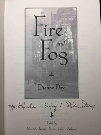 FIRE AND FOG by Day, Dianne