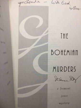 BOHEMIAN MURDERS. by Day, Dianne
