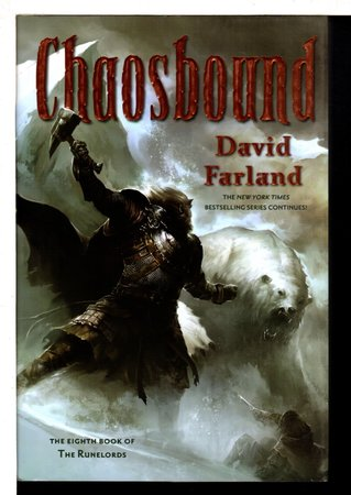 Chaosbound: The Eighth Book of the Runelords