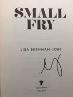 SMALL FRY: A Memoir. by Brennan-Jobs, Lisa.