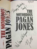 THE NOTORIOUS PAGAN JONES. by Berry, Nina .