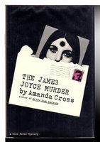 THE JAMES JOYCE MURDER. by Cross, Amanda (pseudonym of Carolyn Heilbrun)
