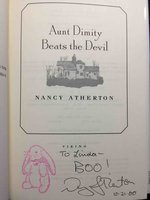 AUNT DIMITY BEATS THE DEVIL. by Atherton, Nancy.