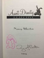 AUNT DIMITY: DETECTIVE. by Atherton, Nancy.