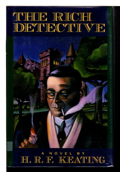 THE RICH DETECTIVE by Keating, H.R.F.