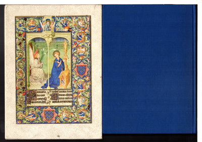 BELLES HEURES OF JEAN, DUKE OF BERRY: The Cloisters, The Metropolitan Museum of Art. by Meiss, Millard and Elizabeth H. Beatson.