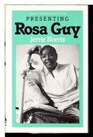 PRESENTING ROSA GUY. by [Guy, Rosa] Norris, Jerrie.