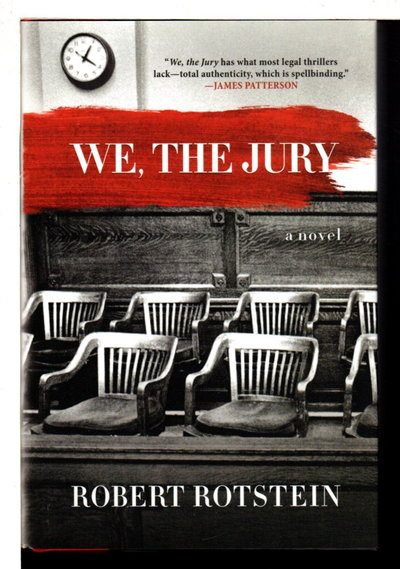 WE, THE JURY. by Rotstein, Robert.