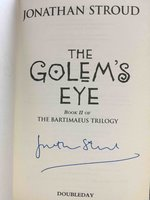 THE GOLEM'S EYE: Book II of The Bartimaeus Trilogy. by Stroud, Jonathan.