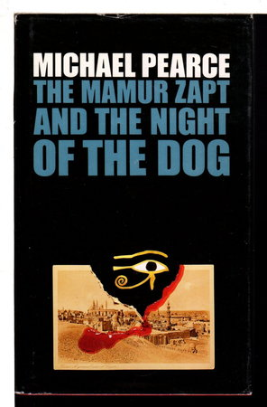 THE MAMUR ZAPT AND THE NIGHT OF THE DOG. by Pearce, Michael.