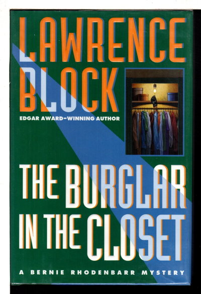 THE BURGLAR IN THE CLOSET. by Block, Lawrence.