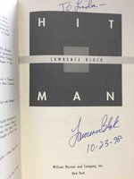 HIT MAN. by Block, Lawrence.