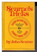 SCARNE'S TRICKS (Scarne on Card Tricks, Scarne's Magic Tricks) by Scarne, John