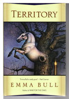 TERRITORY. by Bull, Emma.