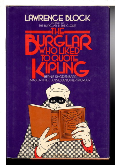 THE BURGLAR WHO LIKED TO QUOTE KIPLING. by Block, Lawrence.