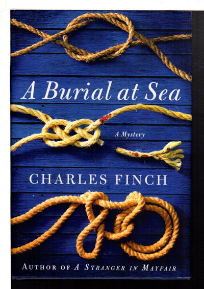 BURIAL AT SEA. by Finch, Charles.