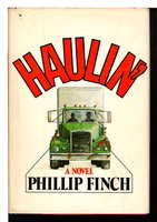 HAULIN' by Finch, Peter.