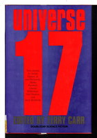 UNIVERSE 17. by [Anthology] Carr, Terry, editor.
