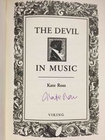 THE DEVIL IN MUSIC. by Ross, Kate.
