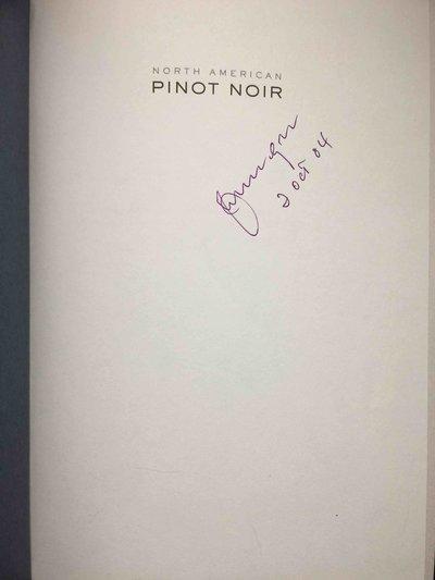 NORTH AMERICAN PINOT NOIR. by Haeger John Winthrop.