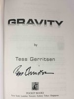 GRAVITY. by Gerritsen, Tess.