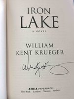 IRON LAKE. by Krueger, William Kent.