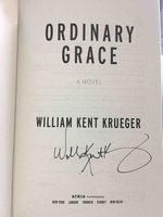 ORDINARY GRACE. by Krueger, William Kent.