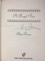 A ROYAL PAIN. by Bowen, Rhys.